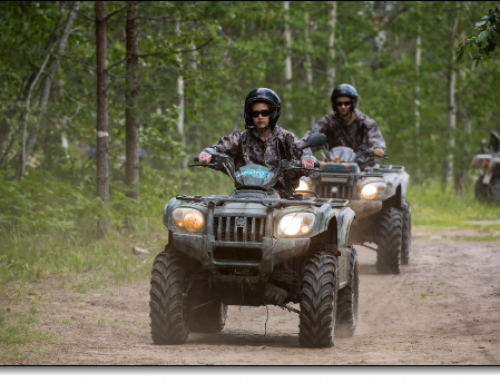 Drive Your ATV Safely with These 7 Tips from the Synthetic Oil Experts in Isanti County