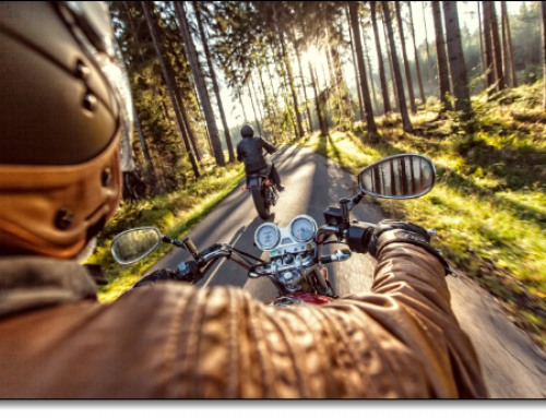 Staying Safe While Riding a Motorcycle