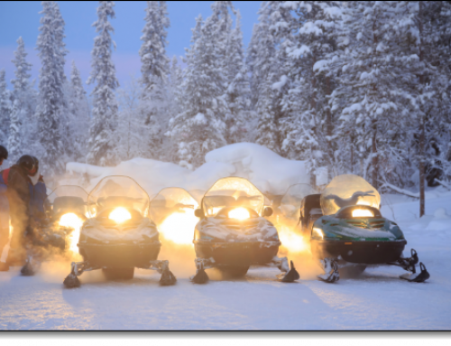 Getting Your Snowmobile Ready for Winter!