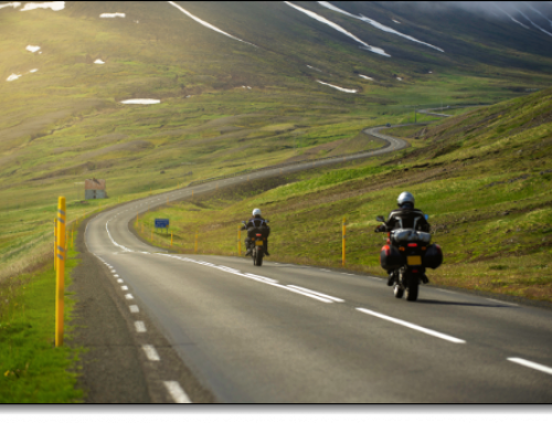 Road Dangers for Motorcycle Riders